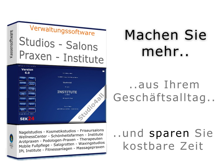 ©SEK24 Software Programm für Institute
